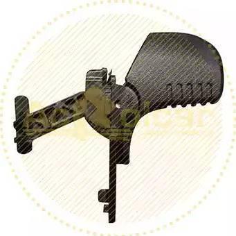 Ac Rolcar 41.4542 - Door Handle uk-carparts.co.uk