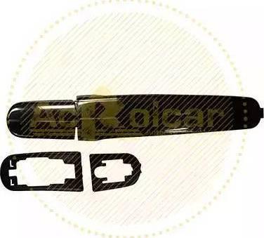 Ac Rolcar 41.4056 - Door Handle uk-carparts.co.uk