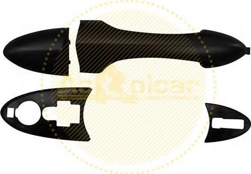 Ac Rolcar 41.4064 - Door Handle uk-carparts.co.uk