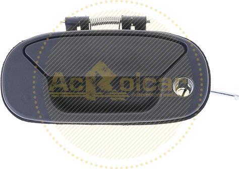 Ac Rolcar 41.1348 - Door Handle uk-carparts.co.uk