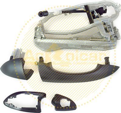 Ac Rolcar 41.3558 - Door Handle uk-carparts.co.uk