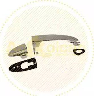 Ac Rolcar 41.2202 - Door Handle uk-carparts.co.uk