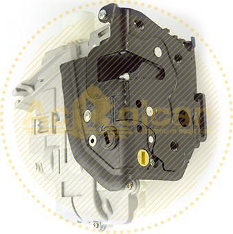 Ac Rolcar 36.4643 - Door Lock uk-carparts.co.uk