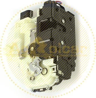 Ac Rolcar 36.4613 - Door Lock uk-carparts.co.uk