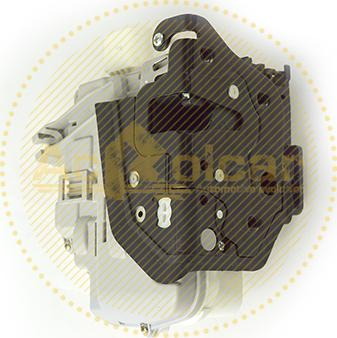 Ac Rolcar 36.4633 - Door Lock uk-carparts.co.uk