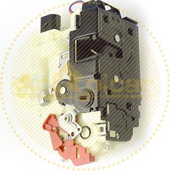 Ac Rolcar 36.4623 - Door Lock uk-carparts.co.uk