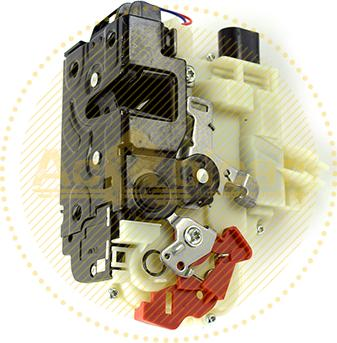 Ac Rolcar 36.4622 - Door Lock uk-carparts.co.uk
