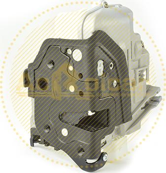 Ac Rolcar 36.3908 - Door Lock uk-carparts.co.uk