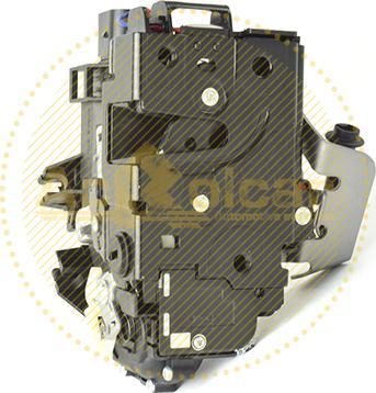 Ac Rolcar 36.3903 - Door Lock uk-carparts.co.uk