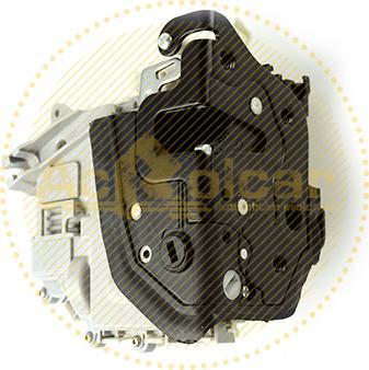 Ac Rolcar 36.3915 - Door Lock uk-carparts.co.uk