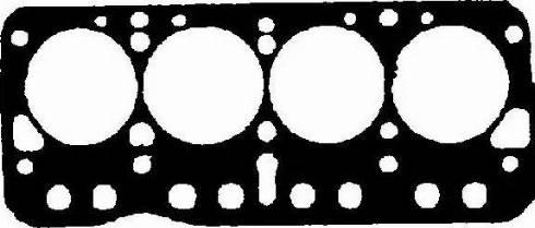 BGA CH6381A - Gasket, cylinder head uk-carparts.co.uk