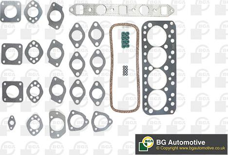 BGA HK6392 - Gasket Set, cylinder head uk-carparts.co.uk