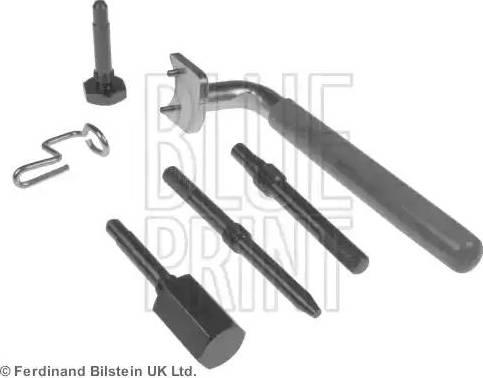 Blue Print ADA105501 - Retaining Tool Set, valve timing uk-carparts.co.uk