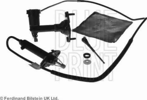 Blue Print ADA103409 - Master / Slave Cylinder Kit, clutch uk-carparts.co.uk