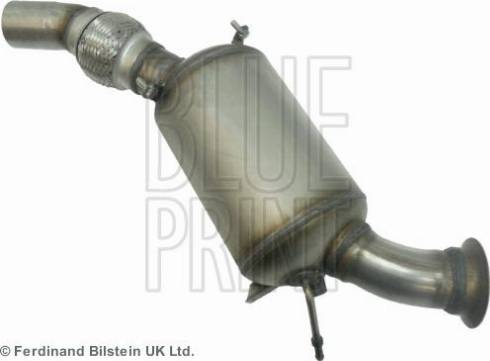Blue Print ADB116004 - Soot/Particulate Filter, exhaust system uk-carparts.co.uk