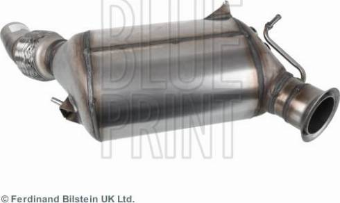 Blue Print ADB116006 - Soot/Particulate Filter, exhaust system uk-carparts.co.uk