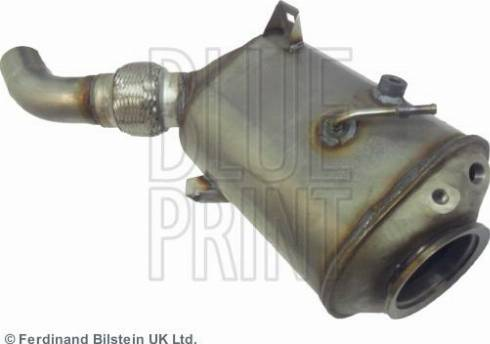 Blue Print ADB116008 - Soot/Particulate Filter, exhaust system uk-carparts.co.uk