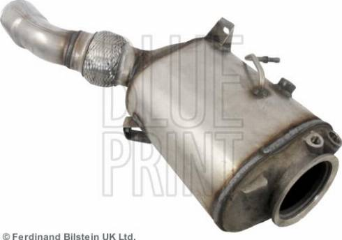 Blue Print ADB116007 - Soot/Particulate Filter, exhaust system uk-carparts.co.uk