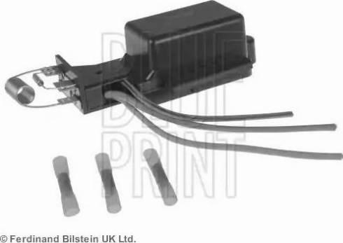Blue Print ADB111402 - Relay, radiator fan castor uk-carparts.co.uk