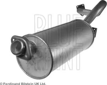 Blue Print ADC46026 - End Silencer uk-carparts.co.uk
