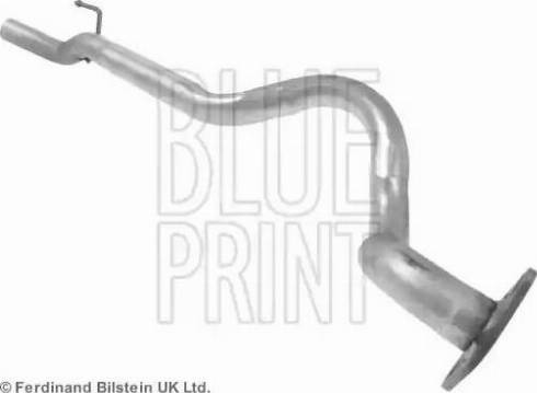 Blue Print ADD66002C - Exhaust Pipe uk-carparts.co.uk