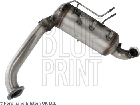 Blue Print ADF126001 - Soot/Particulate Filter, exhaust system uk-carparts.co.uk