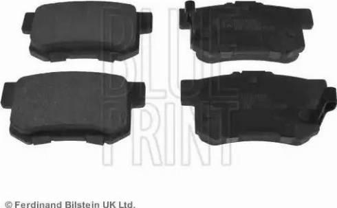 Blue Print ADH24250 - Brake Pad Set, disc brake uk-carparts.co.uk