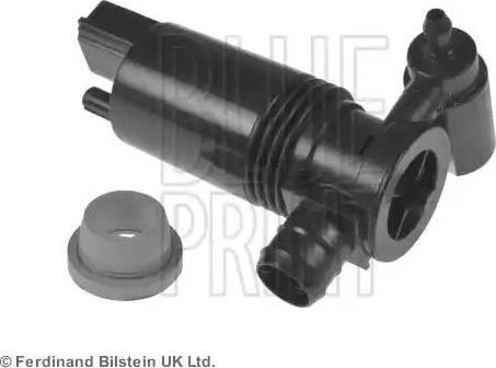 Blue Print ADJ130304 - Water Pump, headlight cleaning uk-carparts.co.uk