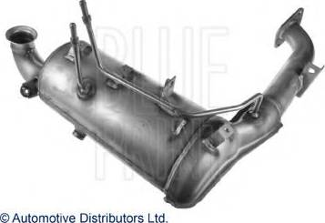Blue Print ADM560505 - Soot/Particulate Filter, exhaust system uk-carparts.co.uk