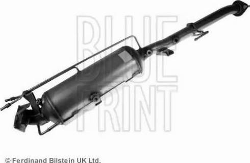 Blue Print ADM560503 - Soot/Particulate Filter, exhaust system uk-carparts.co.uk