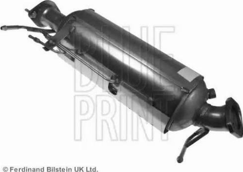 Blue Print ADM560502 - Soot/Particulate Filter, exhaust system uk-carparts.co.uk
