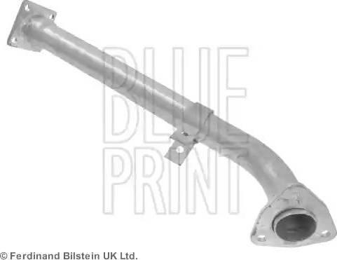 Blue Print ADM56001C - Exhaust Pipe uk-carparts.co.uk