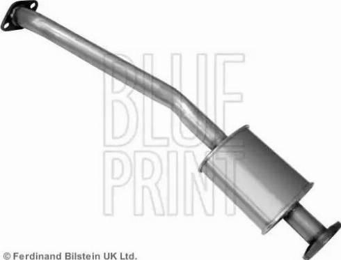 Blue Print ADN16003 - Middle Silencer uk-carparts.co.uk
