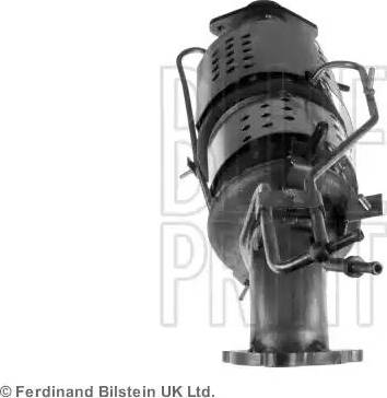 Blue Print ADT360501 - Soot/Particulate Filter, exhaust system uk-carparts.co.uk