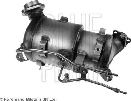 Blue Print ADT360502 - Soot/Particulate Filter, exhaust system uk-carparts.co.uk