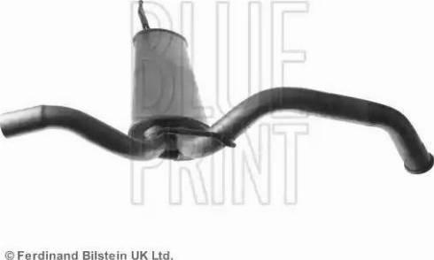 Blue Print ADT36017 - End Silencer uk-carparts.co.uk