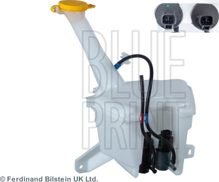 Blue Print ADT30315 - Washer Fluid Tank, window cleaning uk-carparts.co.uk