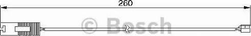 BOSCH 1987474953 - Warning Contact, brake pad wear uk-carparts.co.uk