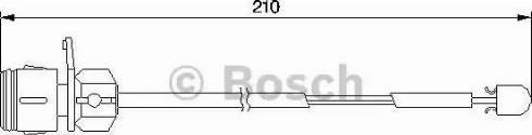 BOSCH 1987474938 - Warning Contact, brake pad wear uk-carparts.co.uk