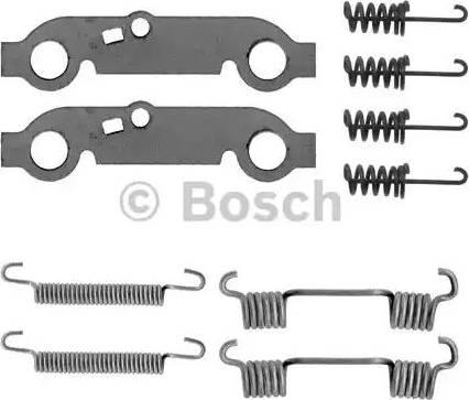 BOSCH 1987475076 - Accessory Kit, parking brake shoes uk-carparts.co.uk