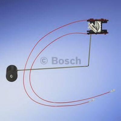 BOSCH 1582980077 - Sender Unit, fuel tank uk-carparts.co.uk