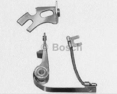 BOSCH 1237013808 - Contact Breaker, distributor uk-carparts.co.uk