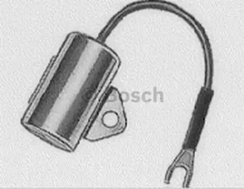 BOSCH 1237330809 - Condenser, ignition uk-carparts.co.uk