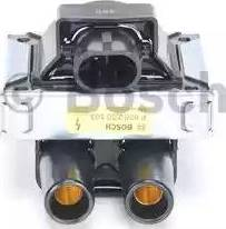 BOSCH F000ZS0103 - Ignition Coil uk-carparts.co.uk