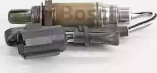 BOSCH F00HL00093 - Lambda Sensor uk-carparts.co.uk