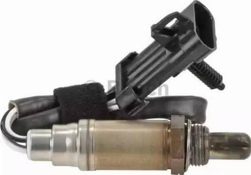 BOSCH F00HL00046 - Lambda Sensor uk-carparts.co.uk