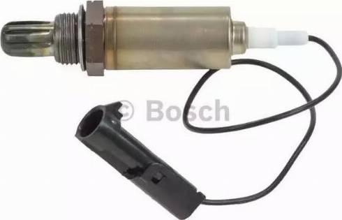 BOSCH F00HL00311 - Lambda Sensor uk-carparts.co.uk