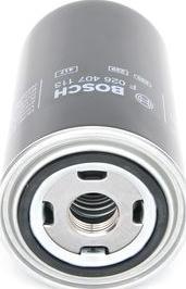 BOSCH F026407113 - Filter, operating hydraulics uk-carparts.co.uk