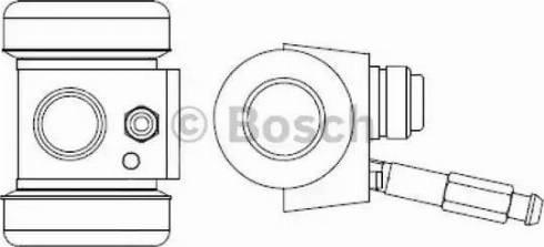 BOSCH F026002364 - Wheel Brake Cylinder uk-carparts.co.uk
