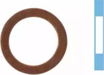 Corteco 005565H - Seal, oil drain plug uk-carparts.co.uk